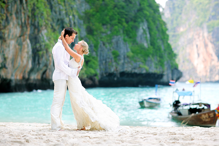 Свадьба за границей : WTravel
